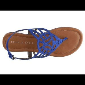 🆕 NWOB Kelly & Katie Thong Sandals